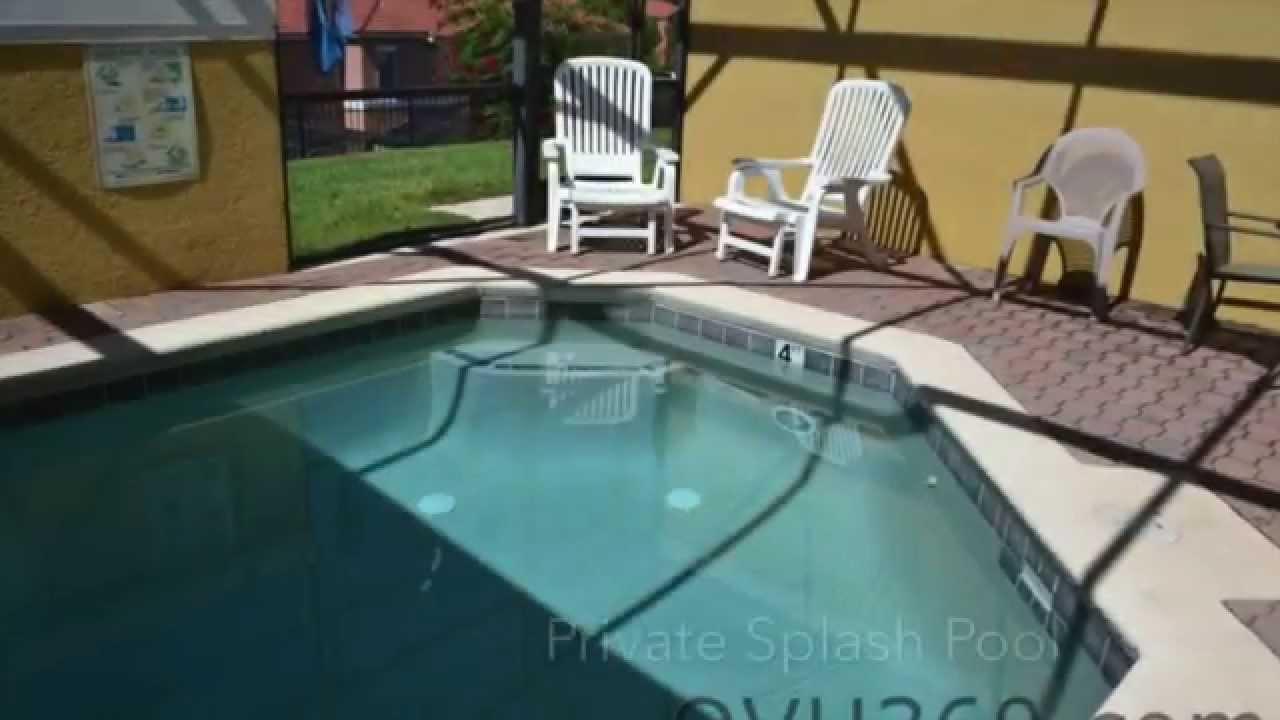 Encantada Resort 3 Bedroom Kissimmee Orlando Rentals YouTube