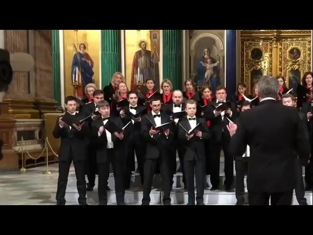 Russian Choir Sings About Using Submarine to Hit Washington