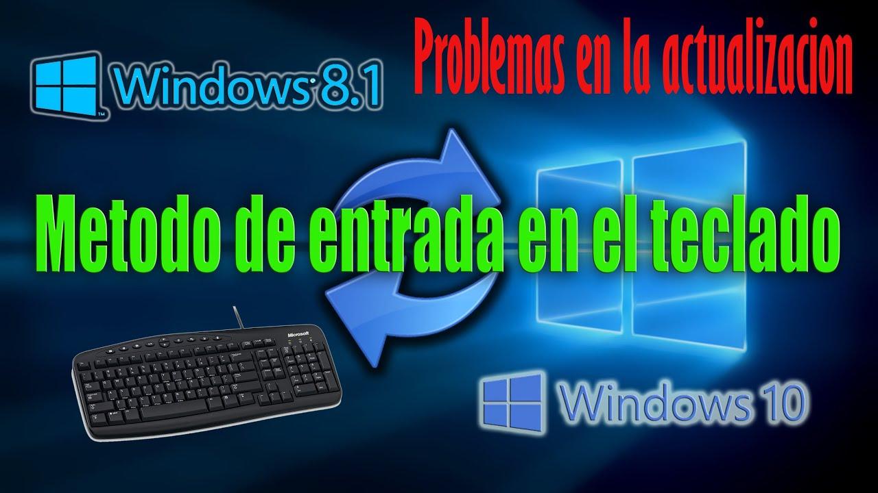 Como configurar teclado en windows 10 - YouTube - photo#21
