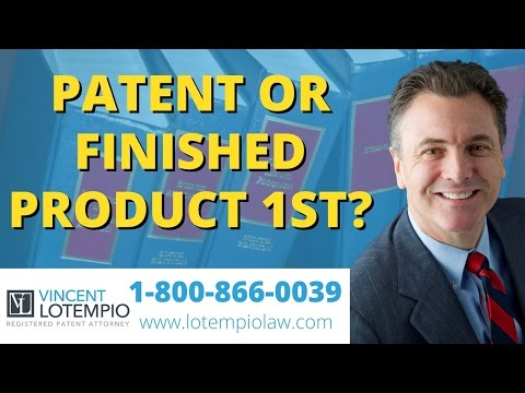 File A Patent Before Product Creation? - Patent Before Manufacturing? Inventor FAQ, Ask an Attorney