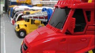 헬로카봇 하이퍼빌디언 슈퍼패트론 자동차 장난감 변신  Hello Carbot All Combined Car Robot Toys Transformation