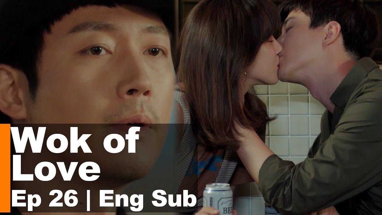 Download Jang Hyuk Finds Jung Ryeo Won and Lee Jun Ho Kissing.. [Wok of Love Ep 26]