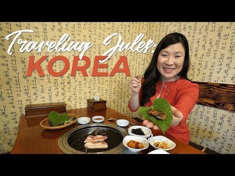 Traveling Jules: Korea