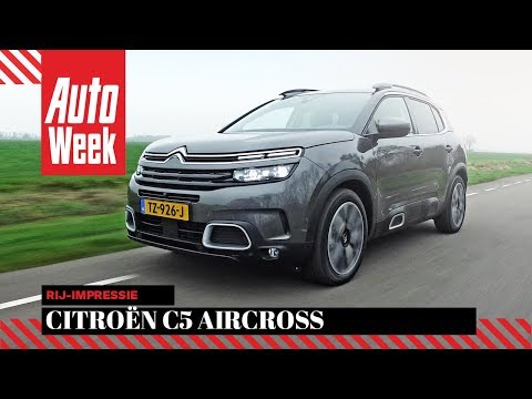 Citroen C5 Aircross - AutoWeek review - English subtitles