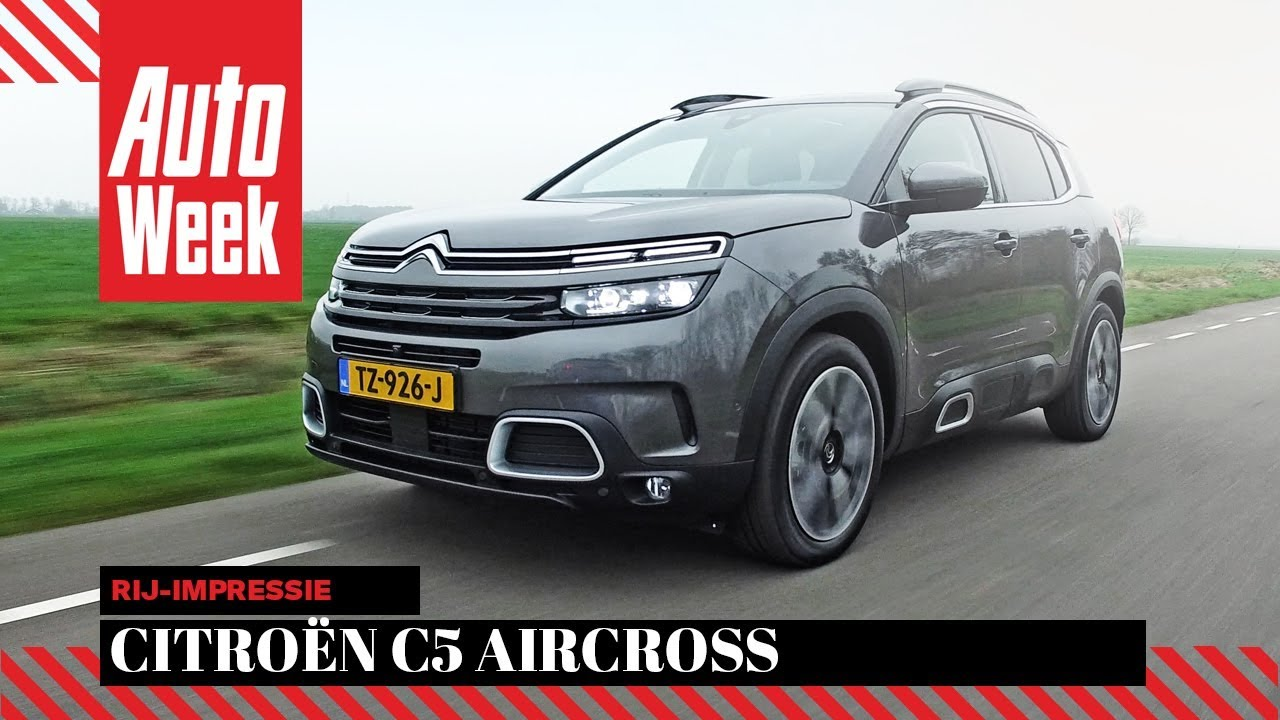 citroen c5 aircross autoweek review english subtitles youtube. Black Bedroom Furniture Sets. Home Design Ideas