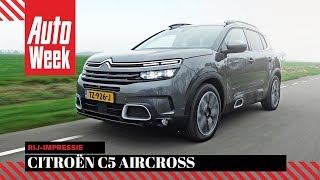 Citroen C5 Aircross - AutoWeek review - English subtitles