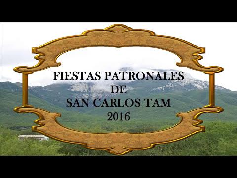 CABALGATA SAN CARLOS FIESTAS PATRONALES 2016