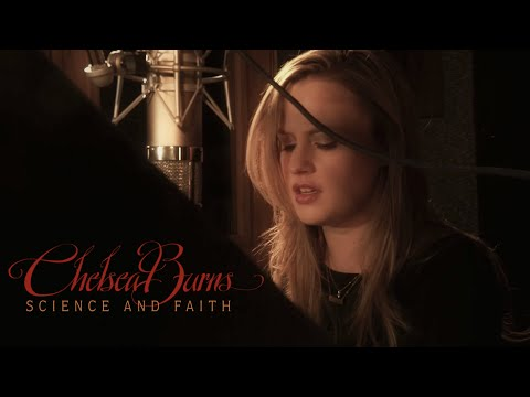 Science and Faith - The Script (Chelsea Burns cover)