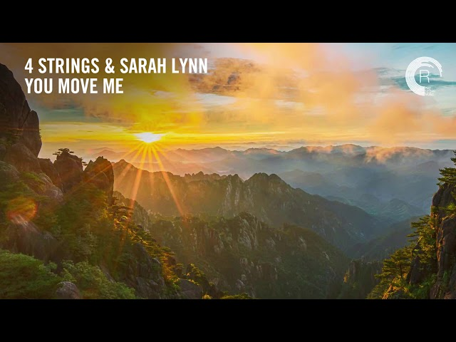 4 STRINGS & Sarah Lynn - You Move Me (Taken from The Album - A BRAND NEW DAY)
