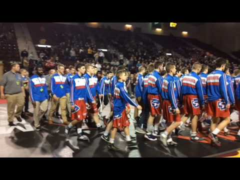 Grand March salutes Division 3 state quarterfinalists