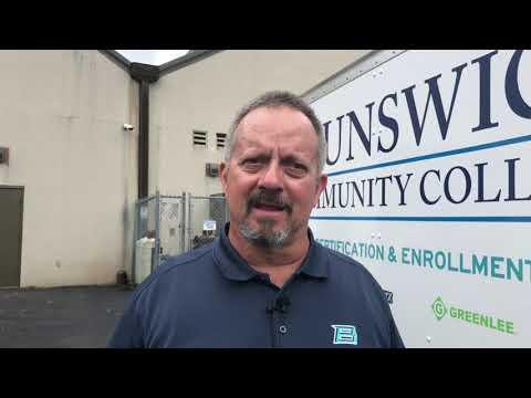 Brunswick Community College welding