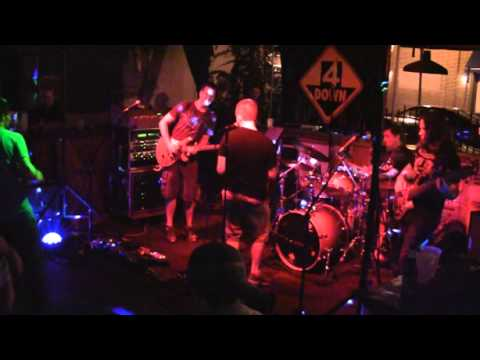 Poison performed by Four Down at Baileys Cafe in Saratoga NY