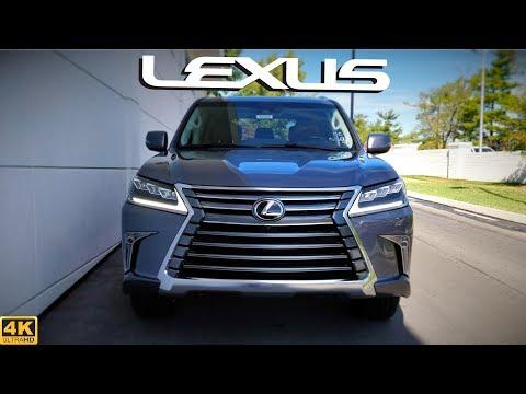 2020 Lexus LX 570: FULL REVIEW | A True $100,000 Luxury TANK!
