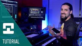 Créer un Parler de Synthé Oscillation | Synthétiseur Analogique Virtuel - Retrologue