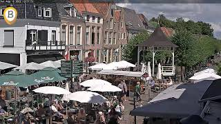 Preview of stream Fish market in Elburg, the Netherlands