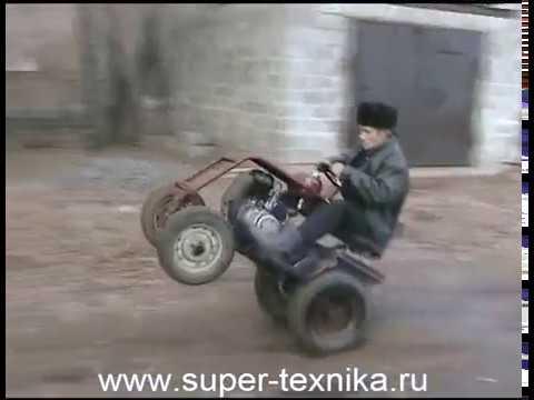 Мини-трактор Великанова