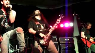 Twisted Tower Dire-A Dangerous Meeting (Mercyful Fate cover)-Warriors Of Metal Fest VI Open Air