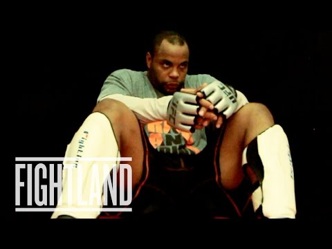 Fightland Meets Daniel Cormier: Fightland.com