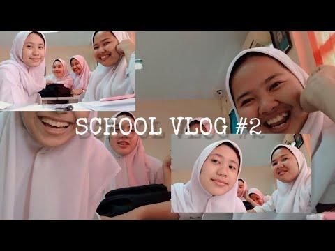 SCHOOL VLOG #2