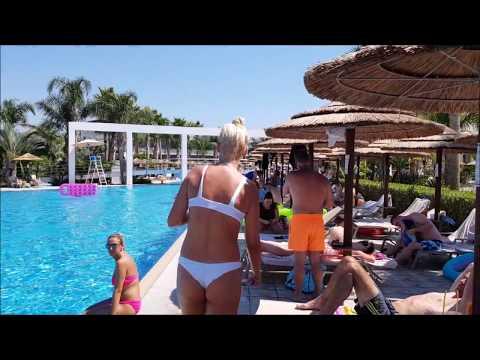 Blue Lagoon Resort In Kos, Greece (English)