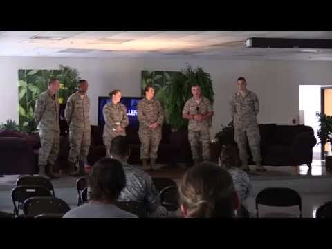 JOINT BASE PEARL HARBOR-HICKAM HOSTS STORYTELLERS