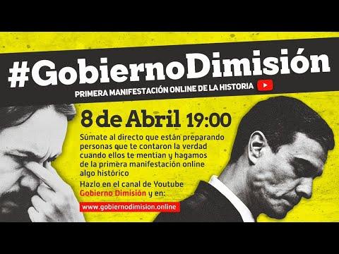 Manifestación Gobierno Dimisión - 440 K ASISTENTES!!! RÉCORD HISTÓRICO