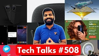 Tech Talks #508 - Xiaomi IP Camera, Moto G6 India, Cancer Treatment, Google Duo, Qualcomm 5G