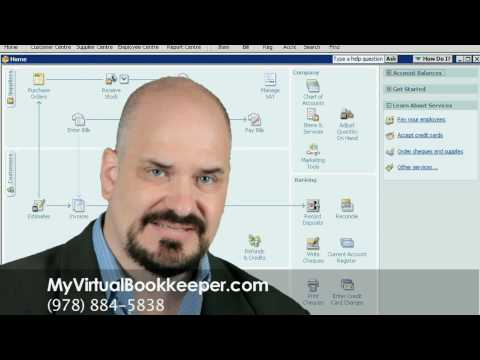 Virtual Bookkeeping Services for small businesses