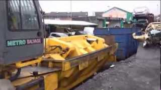 Scrapping Your Car with Metro Salvage UK Ltd