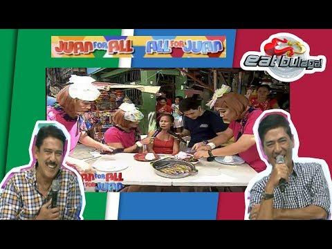 Juan For All, All For Juan Sugod Bahay | December 2, 2017