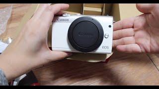 미러리스 카메라 캐논 Canon EOS M100