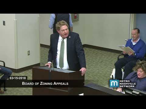 031518 Zoning Appeals Board Meeting Part 1 of 2