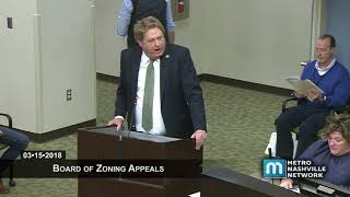 Baixar 03/15/18 Zoning Appeals Board Meeting Part 1 of 2