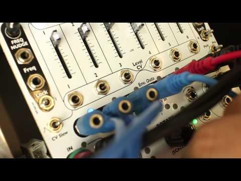 4ms Spectral Multiband Resonator Beat Sync Jam