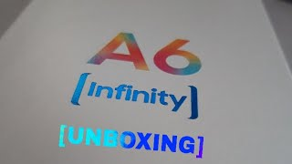 SAMSUNG GALAXY A6 2018 (BLUE) UNBOXING