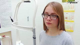 Операция по лазерной коррекции зрения по методике Lasik. ТомОко