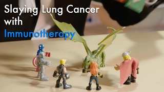 Immunotherapy and Antibodies | Slaying Lung Cancer