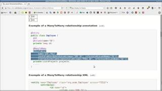 04.5 Relacion ManyToMany- Spring MVC, JPA, Groovy, Gradle
