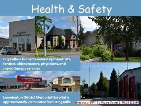 Kingsville Ontario Community Windshield Project