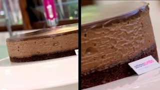 Zumbo Baking - Milk Chocolate Mousse Cake (full Video)