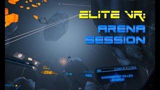 Elite VR - CQC Arena Session