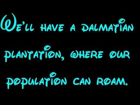 Dalmatian Plantation  101 Dalmatians HD