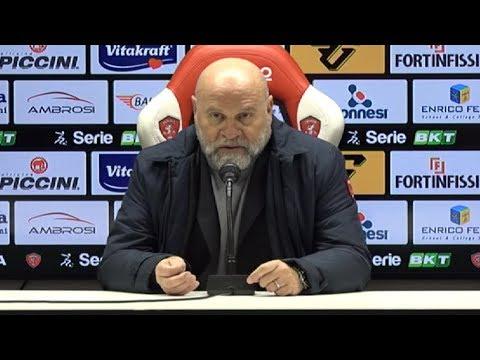 Perugia-Spezia 0-3, Cosmi, Italiano E Terzi Post