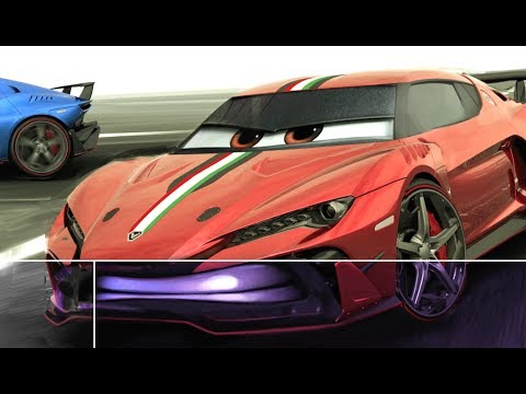 cars 3 motori ruggenti le auto del futuro youtube. Black Bedroom Furniture Sets. Home Design Ideas
