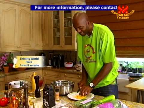 In the Kitchen with Vegan NBA Champ John Salley (2/2)