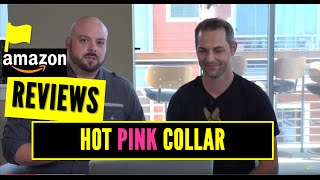 Amazon Product Page Rating: The Hot Pink Collar