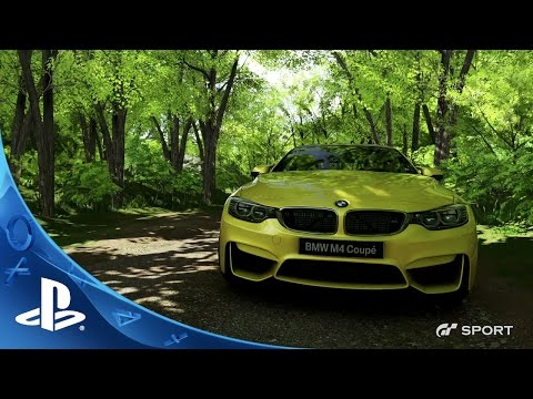 Gran Turismo Sport - Gameplay Unveil Trailer | PS4