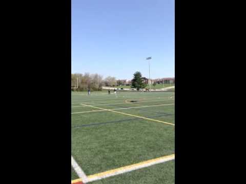 4.62 40 yard dash - (Michael Dorsey)  Thomas Stone High School