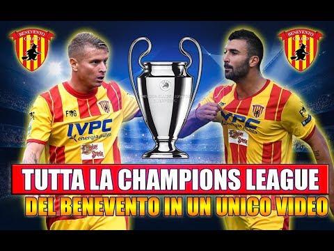 TUTTA LA CHAMPIONS LEAGUE CON IL BENEVENTO!! [By Giuse360]