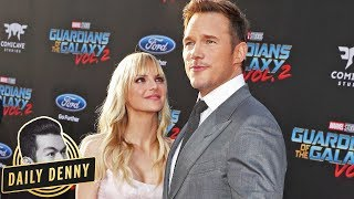 Chris Pratt and Anna Faris' Surprising Split: What Went Wrong? | Daily Denny